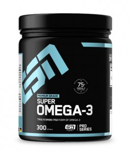 ESN Omega-3 300 Kapseln 75% Omega-3
