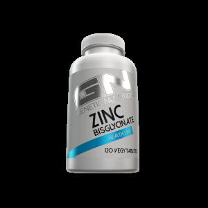 GN Laboratories Zinc Bisglycinate 120 Vegy Tabletten, 50mg!