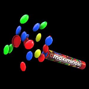 Max Protein Maximinos 23g, bunte Protein-Schokolinsen, Low Sugar!
