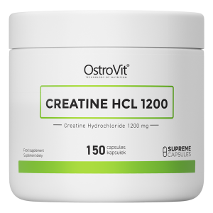 Weider Creatine HCL Dose 150 Kapseln
