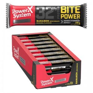 Power System 32% Protein Bite Power 35g Riegel