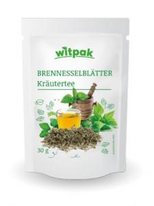 Witpak Bennesselblätter 30g, Kräutertee