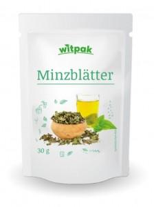 Witpak Minzblätter 30g, Kräutertee