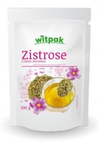 Witpak Zistrose 100g, Pulver für Tee