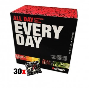 BlackLine 2.0 All Day Every Day 30 Sachets