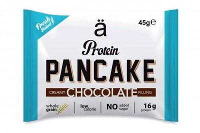 Next Level Foods ä Protein Pancake 12x45g, fertiger Pancake mit Füllung!!