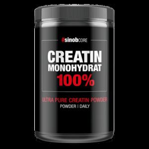 #sinob Creatine Monohydrat 500g, Ultra Pure Creatine Powder