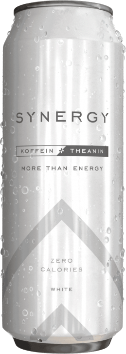More Nutrition Synergy 500ml Energy Drink, 0 sugar! inkl. 0,25€ Pfand White (Beerengeschmack)