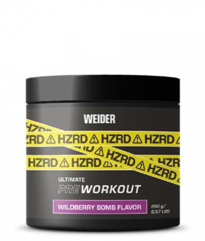 Weider Nos-X10 Micro Pre- Workout 300g Dose Cherry-Zitrus