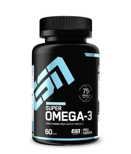 ESN Omega-3 60 Kapseln 75% Omega-3