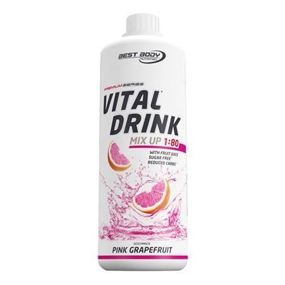 Best Body Nutrition Low Carb Vital Drink Pet 1000ml