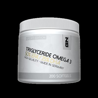 GN Laboratories Triglyceride Omega 3 200 Softgels, 75% 50% EPA, 25% DHA !