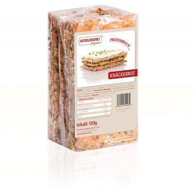 Konzelmann's Orginal Eiweiss Brot Classic Beutel 370g Backmischung