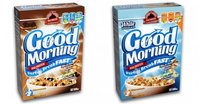 Max Protein Good Morning Perfect Breakfast 500g, BIO Cereals White Chocolate