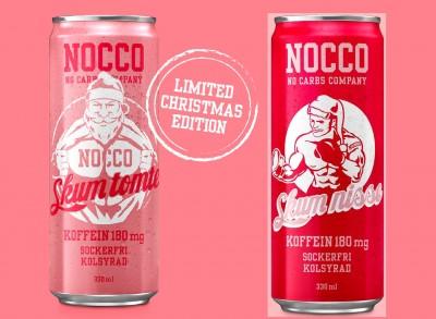 Nocco BCAA Drink 24x 330ml mit Koffein LIMITED X-MAS EDITIONEN!