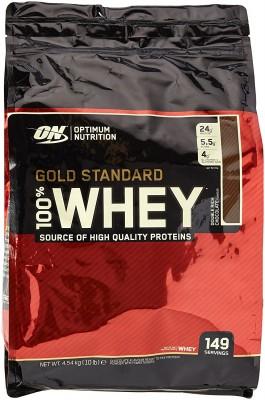 Optimum Nutrition Whey Gold Standard 4.54kg (10lbs) Beutel