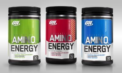 Optimum Nutrition Essential Amino Energy 270g Dose