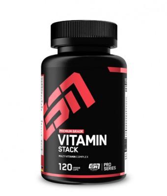 ESN Vitamin Stack 120 Kapseln Multivitamin Complex